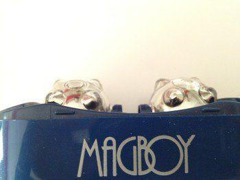 MagBoy de Nikken, emociones atrapadas