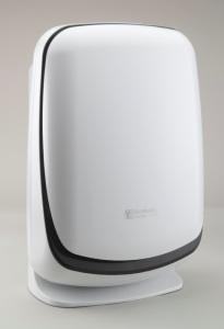 Un purificador de aire con garantías