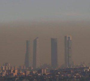 Peligros de la contaminación del aire. Es necesario un purificador de aire