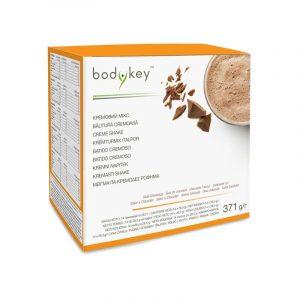 Batido de Chocolate bajo en grasas bodykey