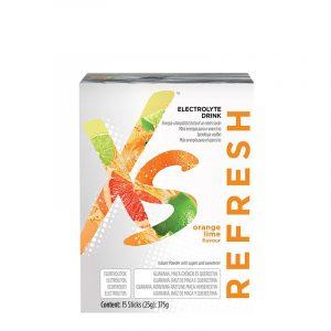 Bebida Rehidratante XS™ Sabor Lima-Naranja