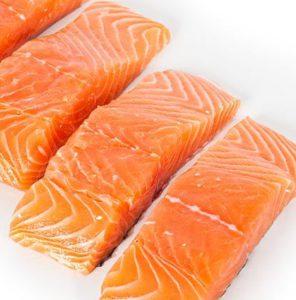 Beneficios del pescado en la dieta
