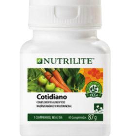 Solo con un comprimido al día darás a tu organismo los nutrientes básicos que necesita