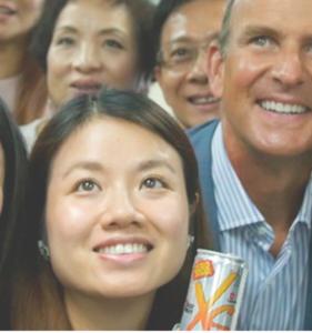 Informe de emprendimiento mundial Amway 2016