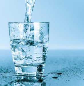 Beber agua de la mejor calidad