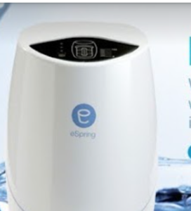 Sistema de tratamiento de agua eSpring de Amway