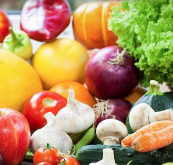frutas y verduras, comer suficientes frutas y verduras, la importancia de los nutricionales.