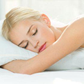 Relación entre el buen sueño y adelgazar; Almohada magnética Naturest de Nikken