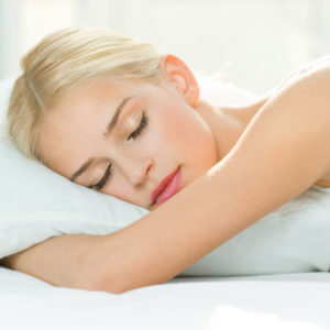 Relación entre el buen sueño y adelgazar