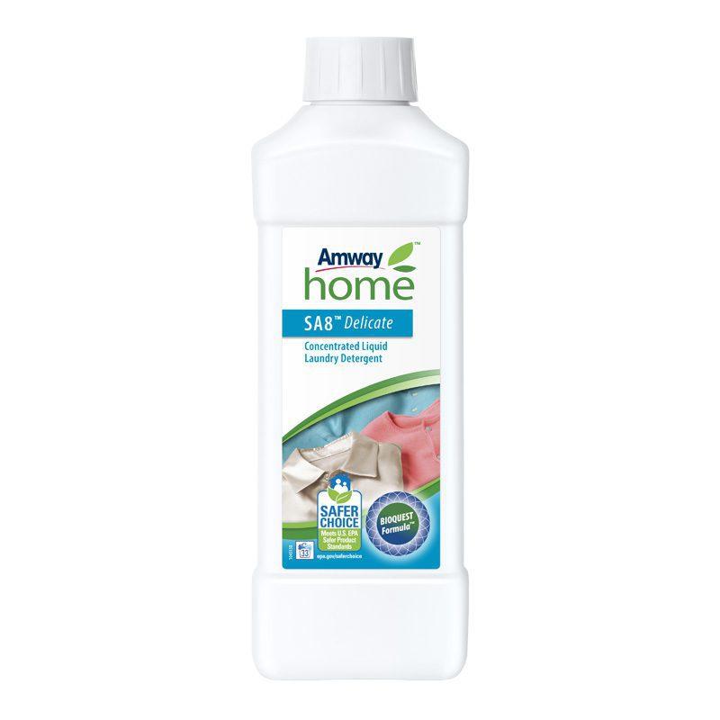 Detergente Líquido Concentrado SA8™ Delicate