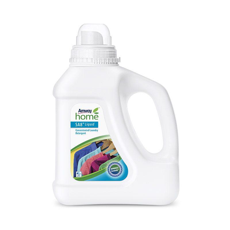 Detergente Líquido Concentrado para la Ropa AMWAY HOME™ SA8