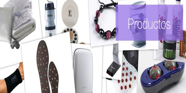 comprar productos Nikken