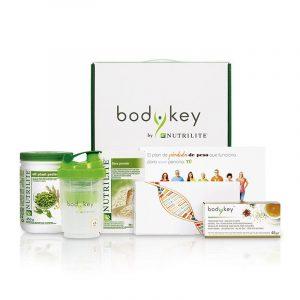 Estudio genetico con Kit body key de nutrilite