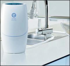 Filtro de agua eSpring: agua viva