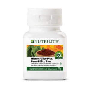 Hierro Fólico Plus NUTRILITE