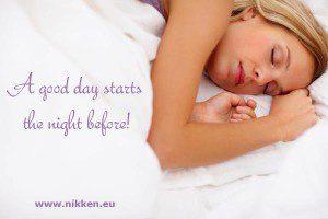 sistema de sueño de Nikken