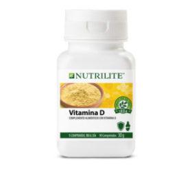 La mejor vitamina D es de Nutrilite