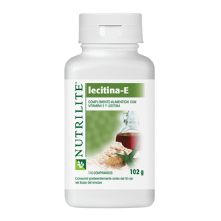 lecitina de Nutrilite