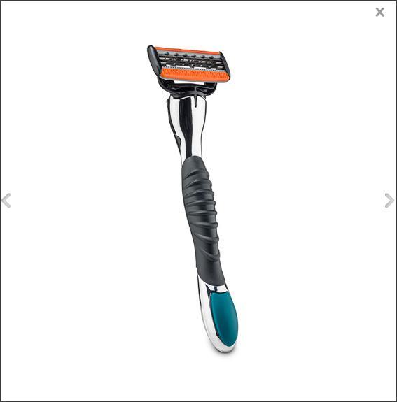 Maquinilla de Afeitar con 5 Hojas
