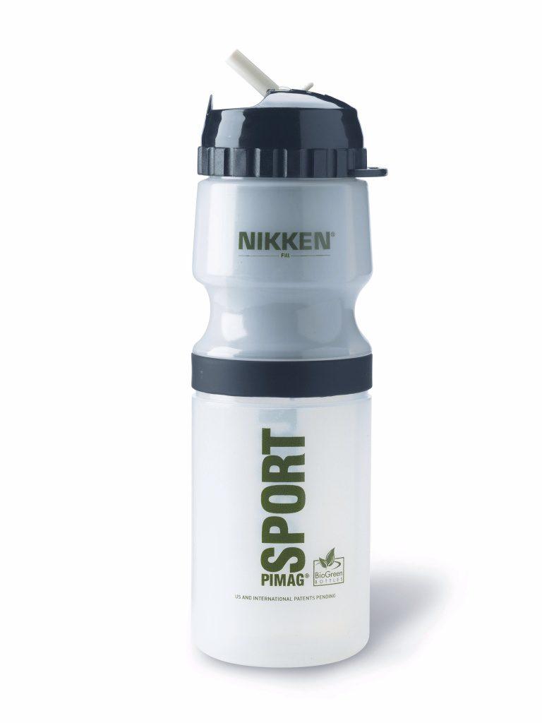 filtros de agua Nikken en el bolsillo