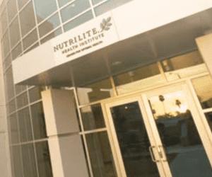 Nutricionales con las máximas garantías, Instituto de salud Nutrilite