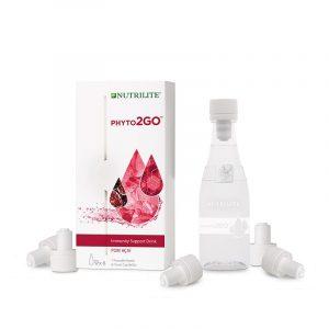 Complemento alimenticio Phyto2GO Immunity Drink Nutrilite