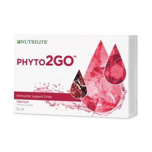 Repuesto Complemento alimenticio Phyto2GO Immunity Drink Nutrilite