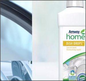 Productos de limpieza respetuosos con el medioambiente Amway Home