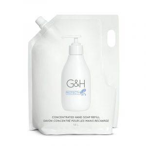 Recambio de Jabón para Manos Concentrado G&H PROTECT+™