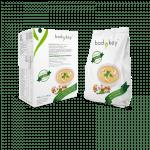 Sopa Sustitutiva de la Comida bodykey de NUTRILITe – Sabor Champiñones con Perejil