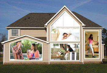 La casa de bienestar de Amway home, Productos naturales para el hogar