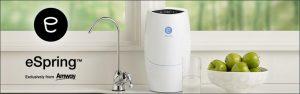Amway es consciente de la importancia del agua que bebemos