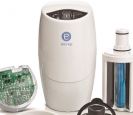 filtrar el agua mejor purificador de agua eSpring, filtros de agua Amway