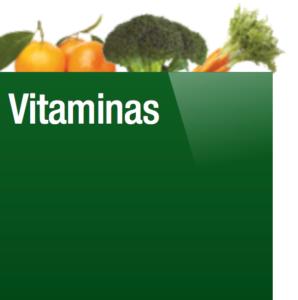Saber más de vitaminas y minerales